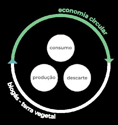 Produção - Consumo - Descarte
